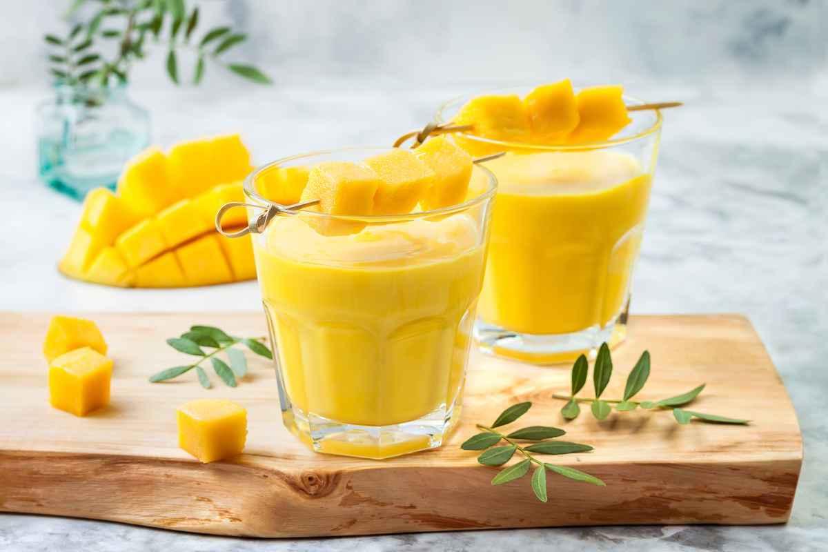 Lassi di mango