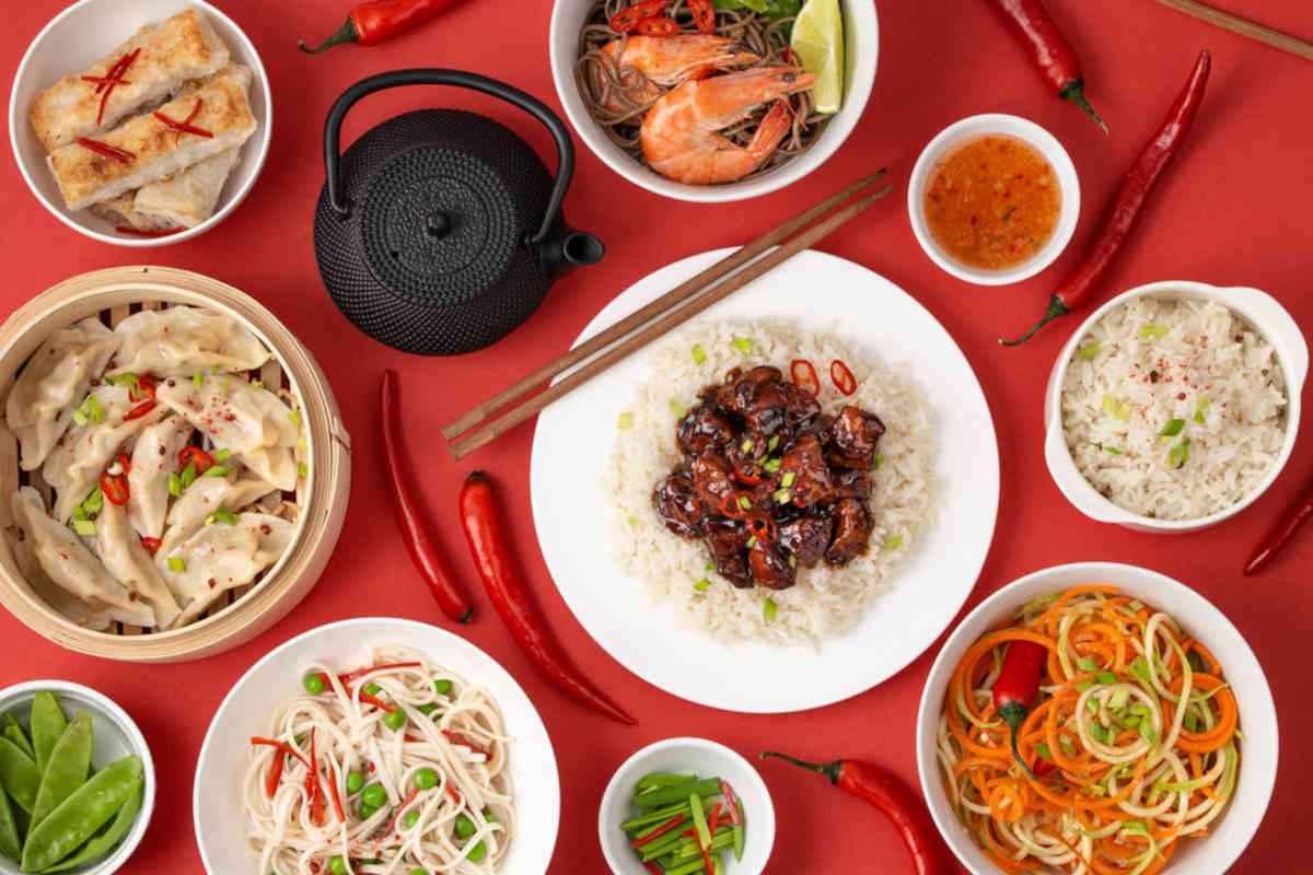 Capodanno Cinese: 8 ricette facili per celebrare l'anno del Bufalo