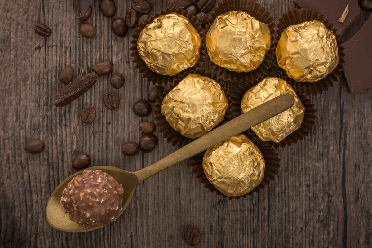 Come fare i Ferrero Rocher in casa