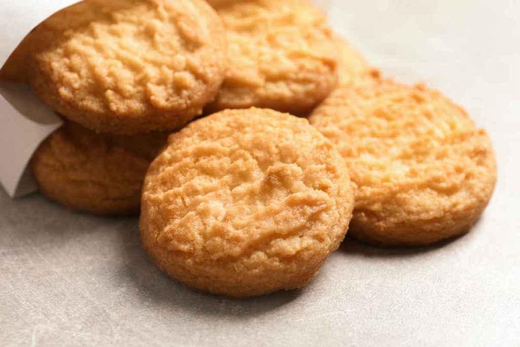 biscotti al burro danesi