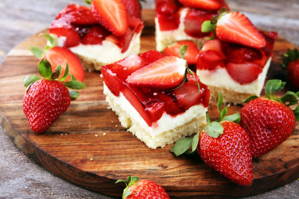 Torte estive: ricette veloci per torte fredde o salate