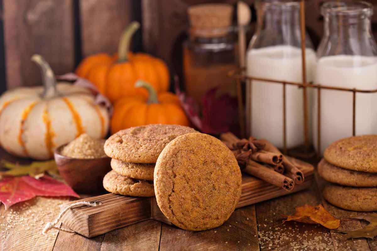 Biscotti di zucca, le ricette più buone