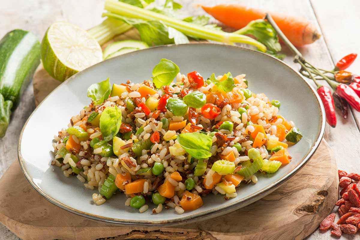 Ricette Quinoa Dietetiche.10 Piatti Light Vegetariani Per Dimagrire Con Gusto Buttalapasta