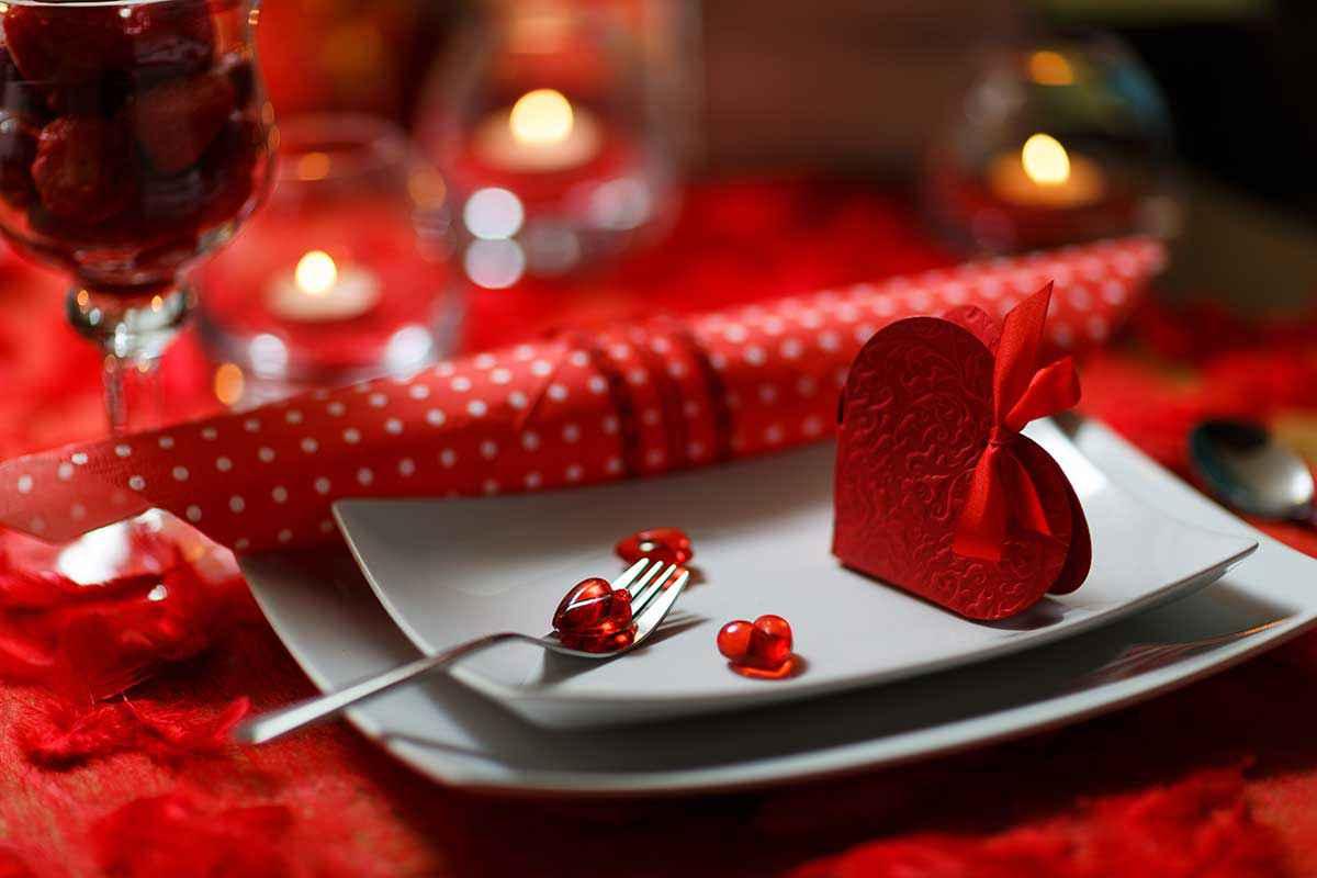 Ricette per San Valentino: 30 piatti facili ed eleganti