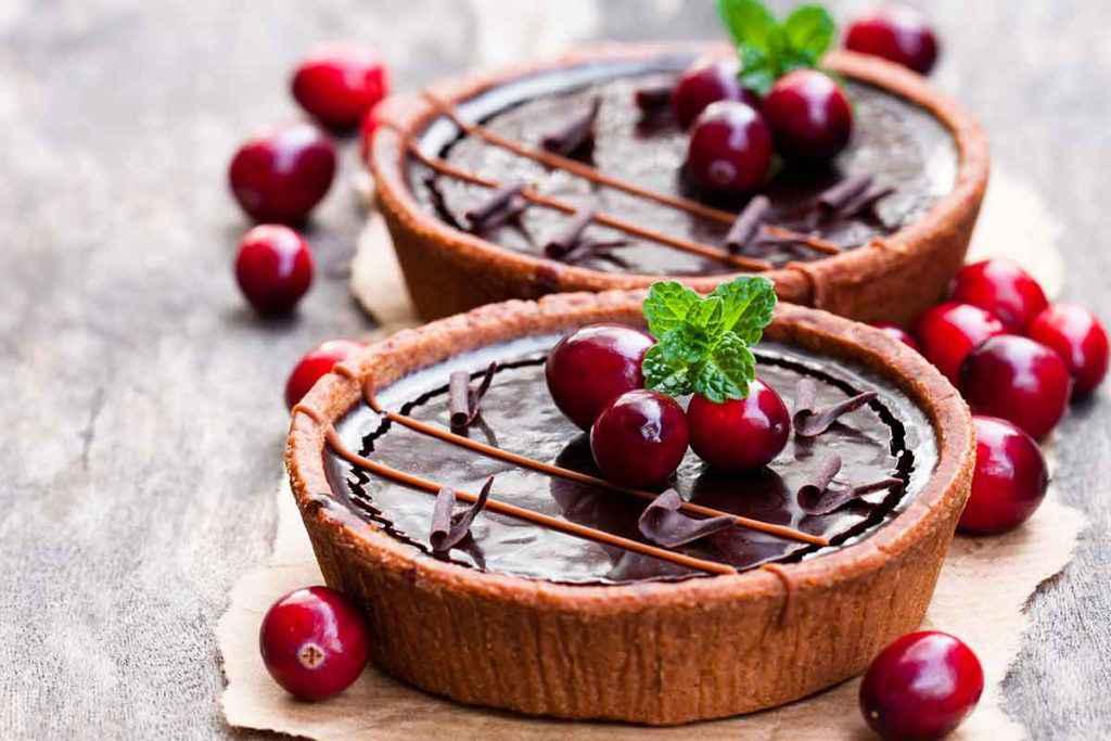 crostatina al cioccolato