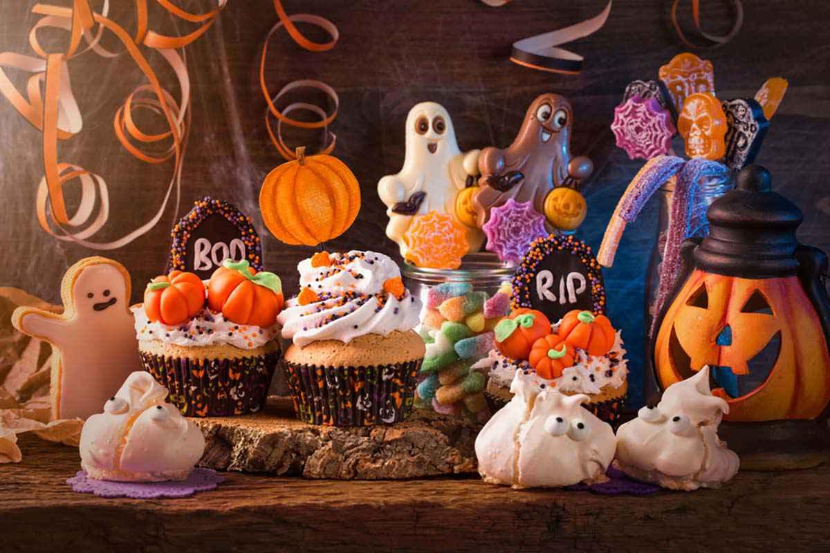 Dolci facili e veloci per Halloween
