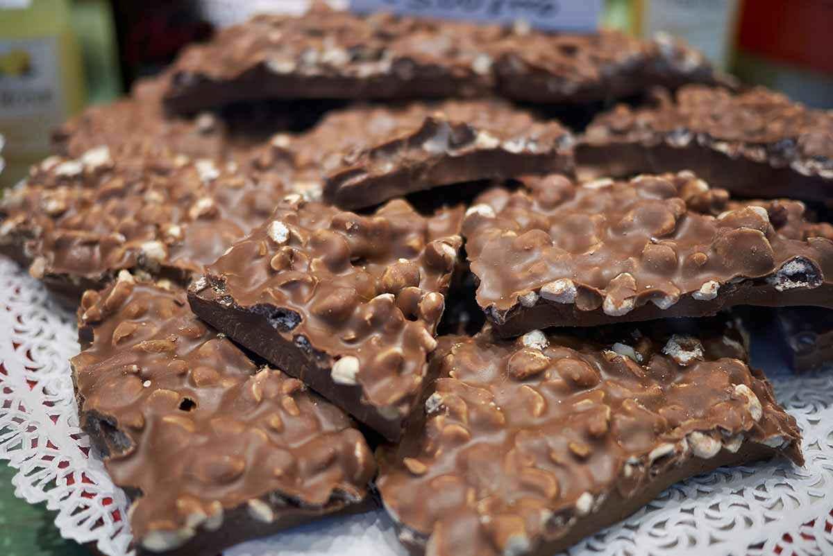 Cioccolato e riso con il Bimby