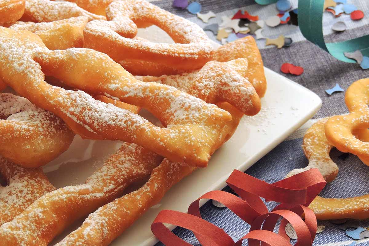 Dolci di Carnevale fritti: 15 ricette tipiche facili da fare