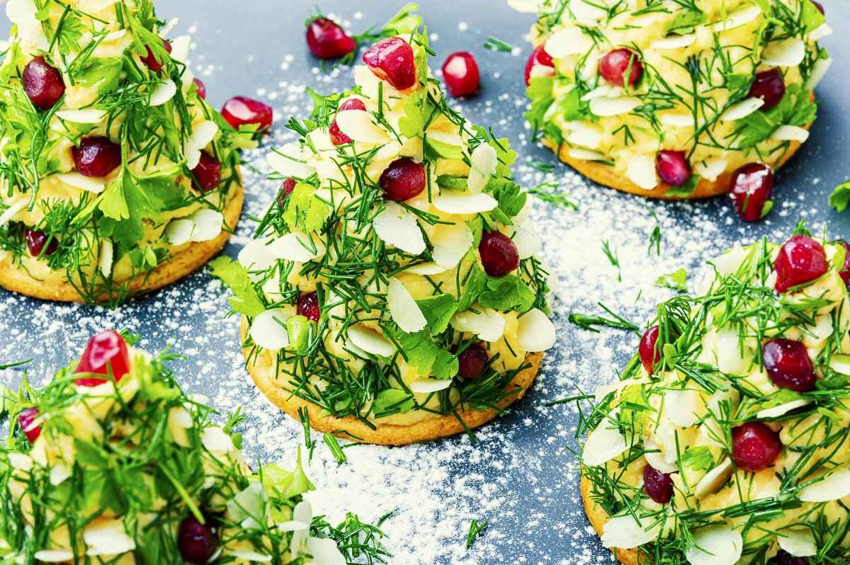 30 ricette finger food per il buffet di Capodanno