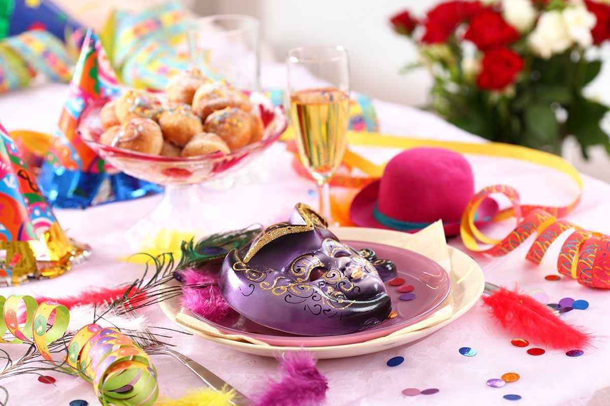 Menu di Carnevale: 30 ricette colorate per la festa più divertente dell'anno