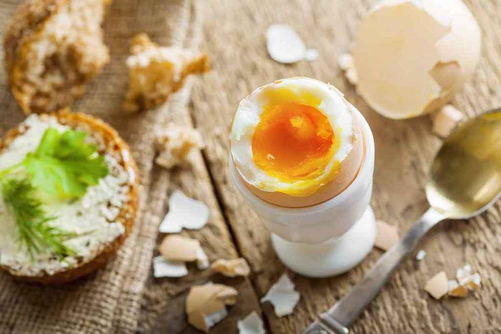 Uovo alla coque, ricette facili e veloci