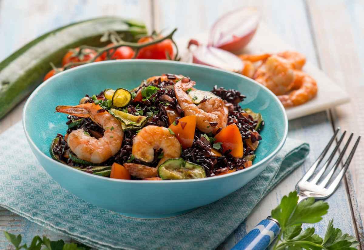 Le migliori ricette con il riso venere