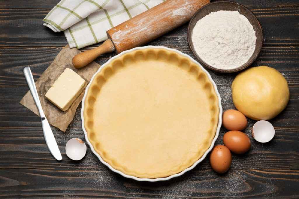pasta frolla bimby per crostate e biscotti