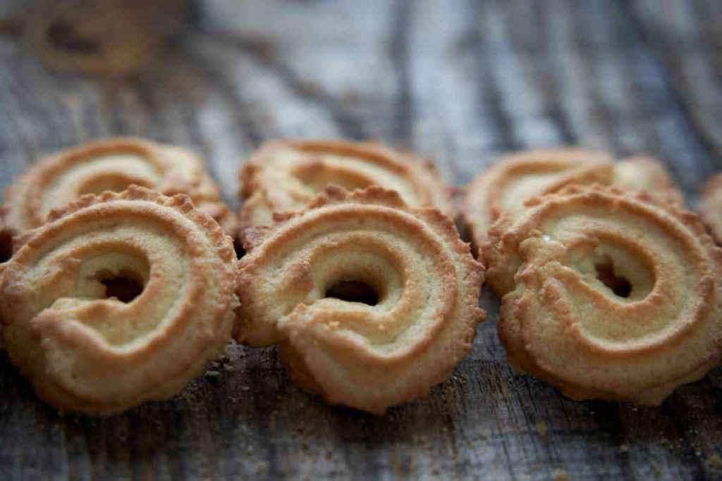 biscotti pasta frolla montata