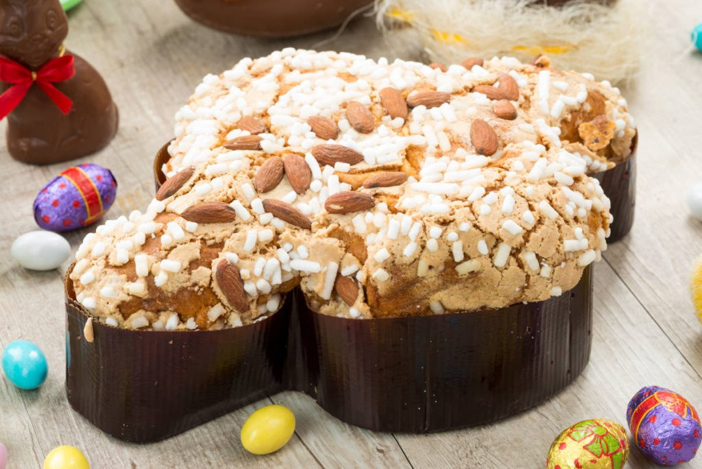 colomba pasquale bimby ricetta e preparazione del dolce di pasqua