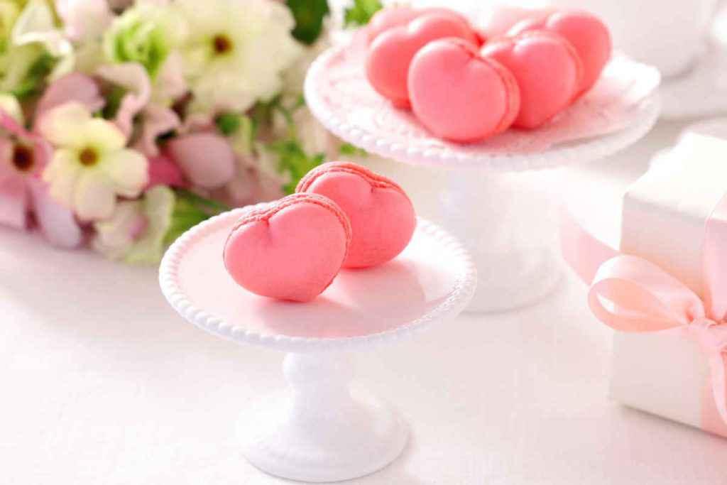 dolci per la festa della mamma macarons