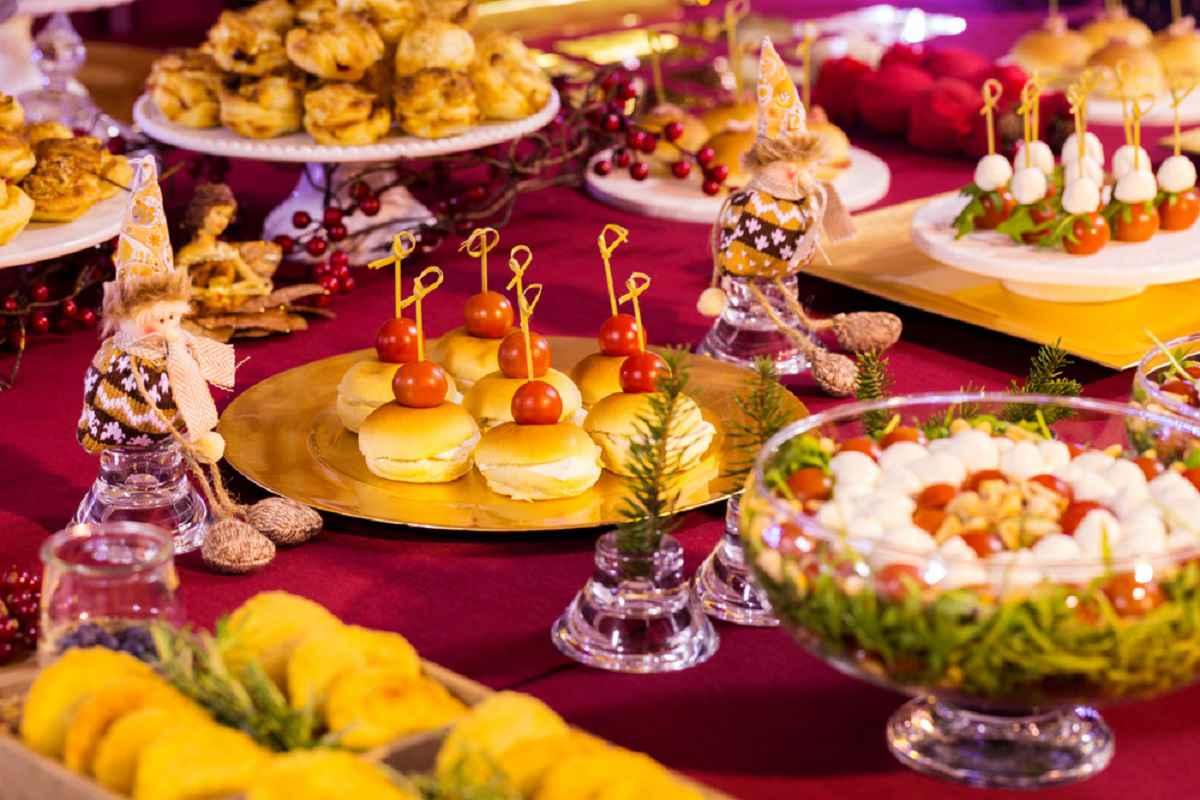 Antipasti per Capodanno: ricette semplici e veloci per il cenone