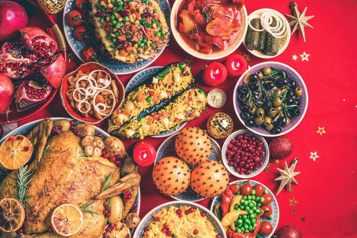 Pranzo di Natale: ricette facili ed economiche per il menu di Natale