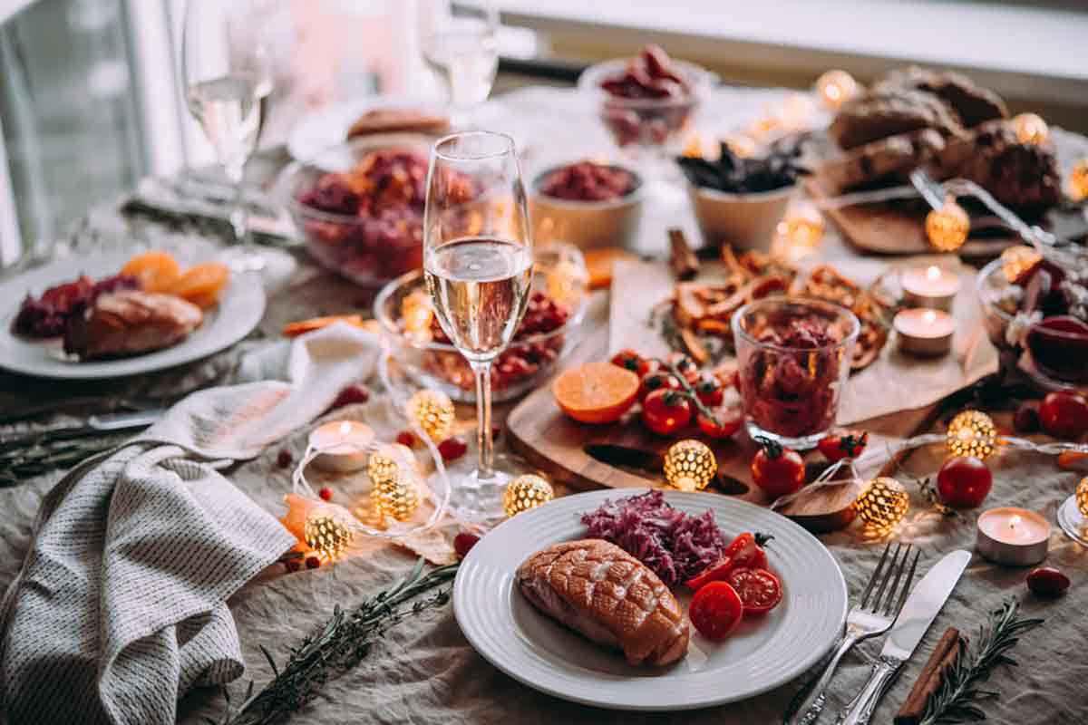 Menu di Natale con il Bimby: ricette veloci per le feste