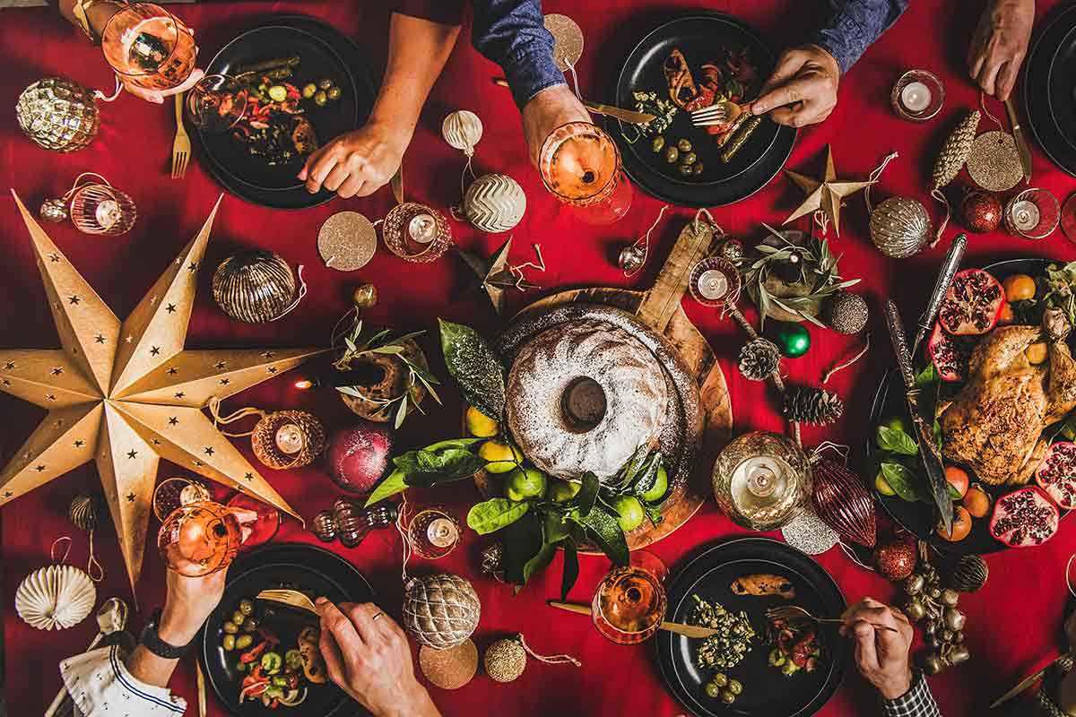 Pranzo di Natale: le ricette della tradizione regionale