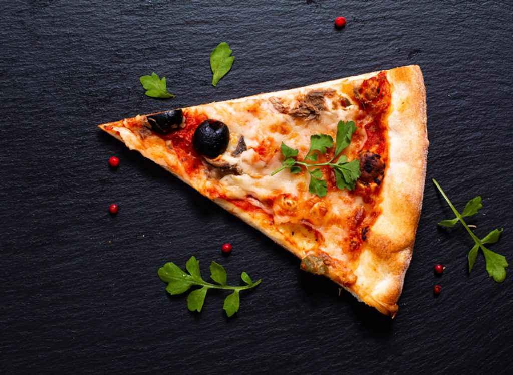 Come conservare la pizza avanzata