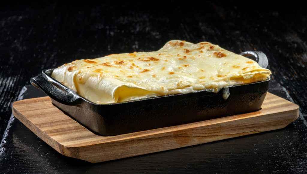 Lasagne 5 formaggi