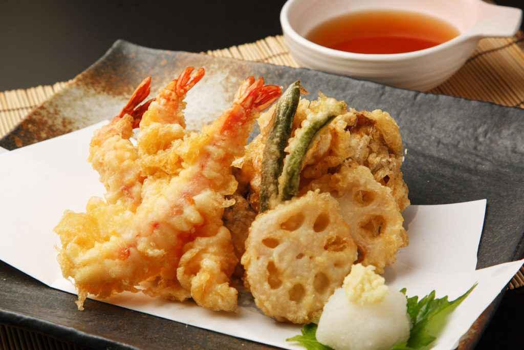 Pastella con la tempura: le ricette