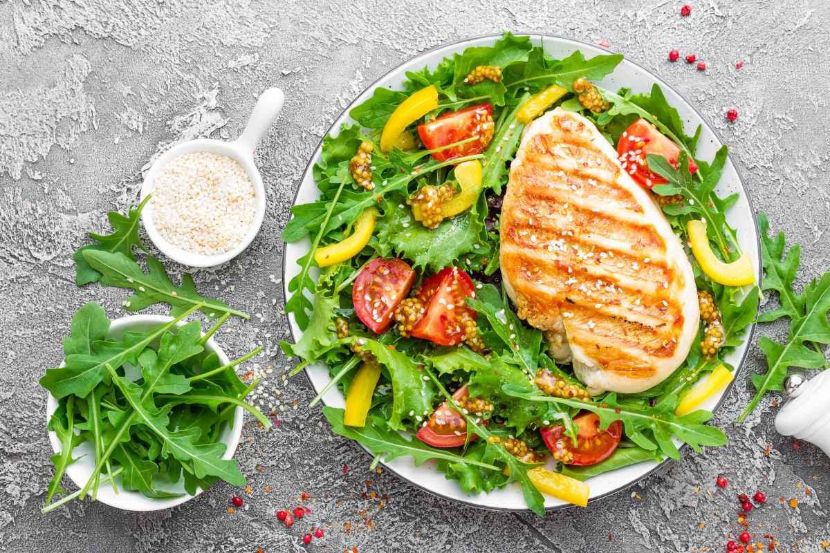Ricette per la cena quando di è a dieta