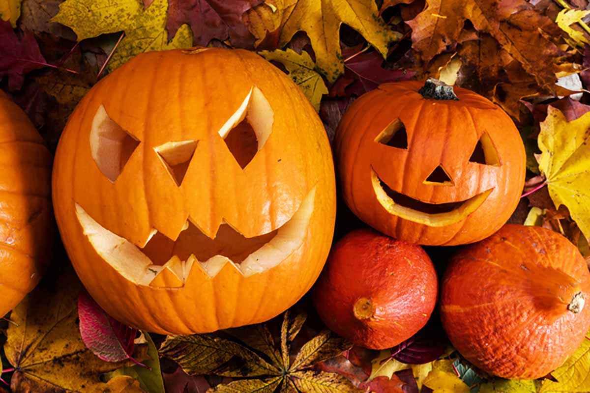 Come fare la zucca di Halloween Jack O'Lantern