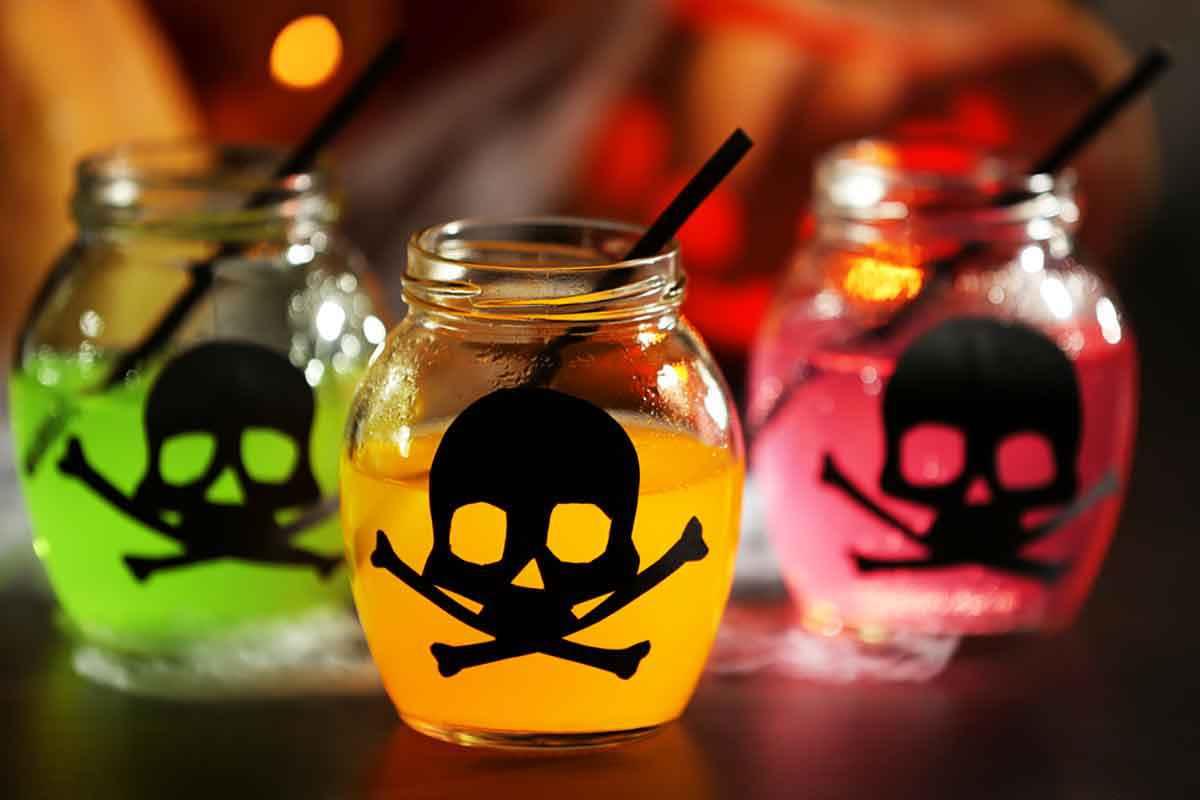 Aperitivo di Halloween: ricette facili da fare a casa
