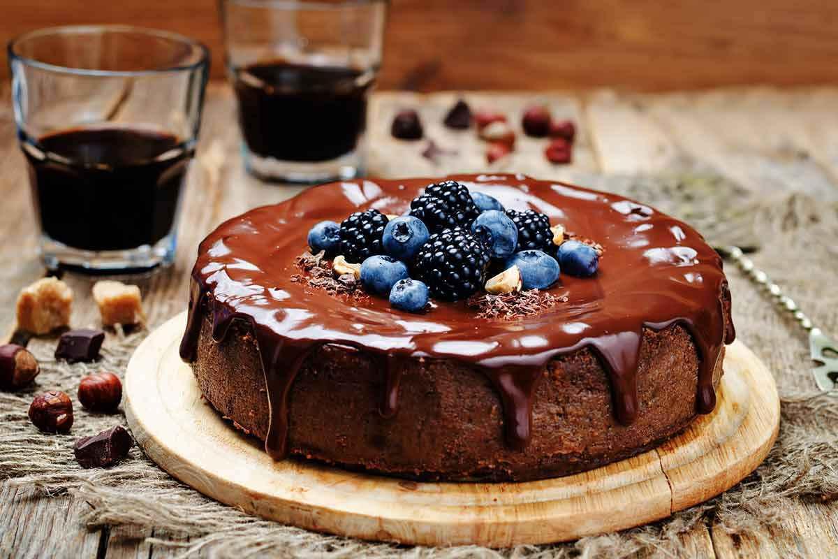 Torte al cioccolato facili