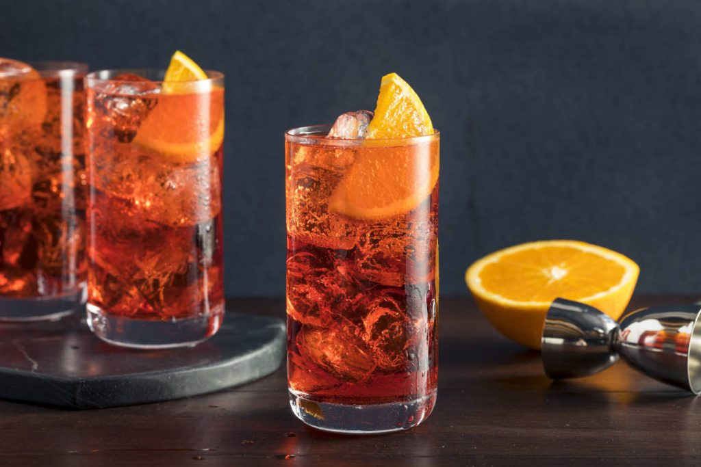 americano cocktail sbagliato