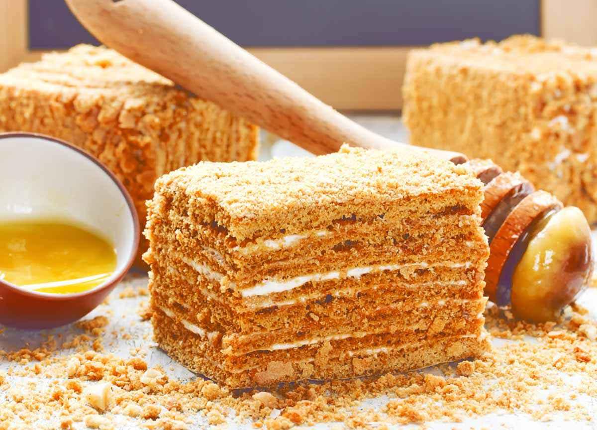 Dolci con miele
