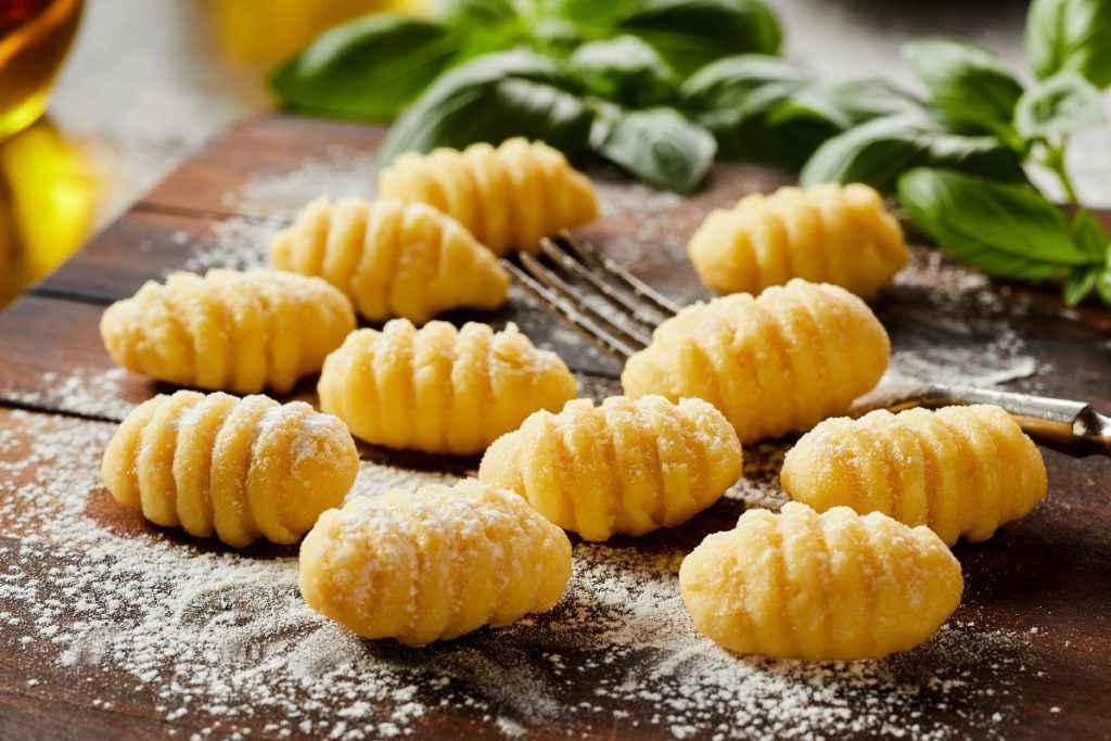gnocchi di patate senza uova