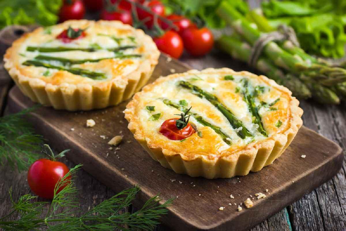 Torte salate vegetariane: 15 ricette facili e gustose