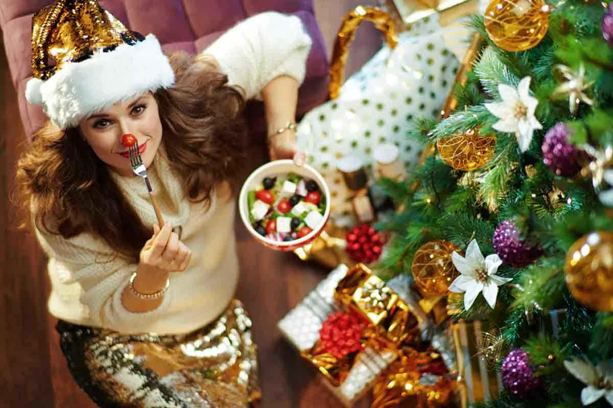 Menu natalizio light: 20 piatti leggeri da cucinare a Natale
