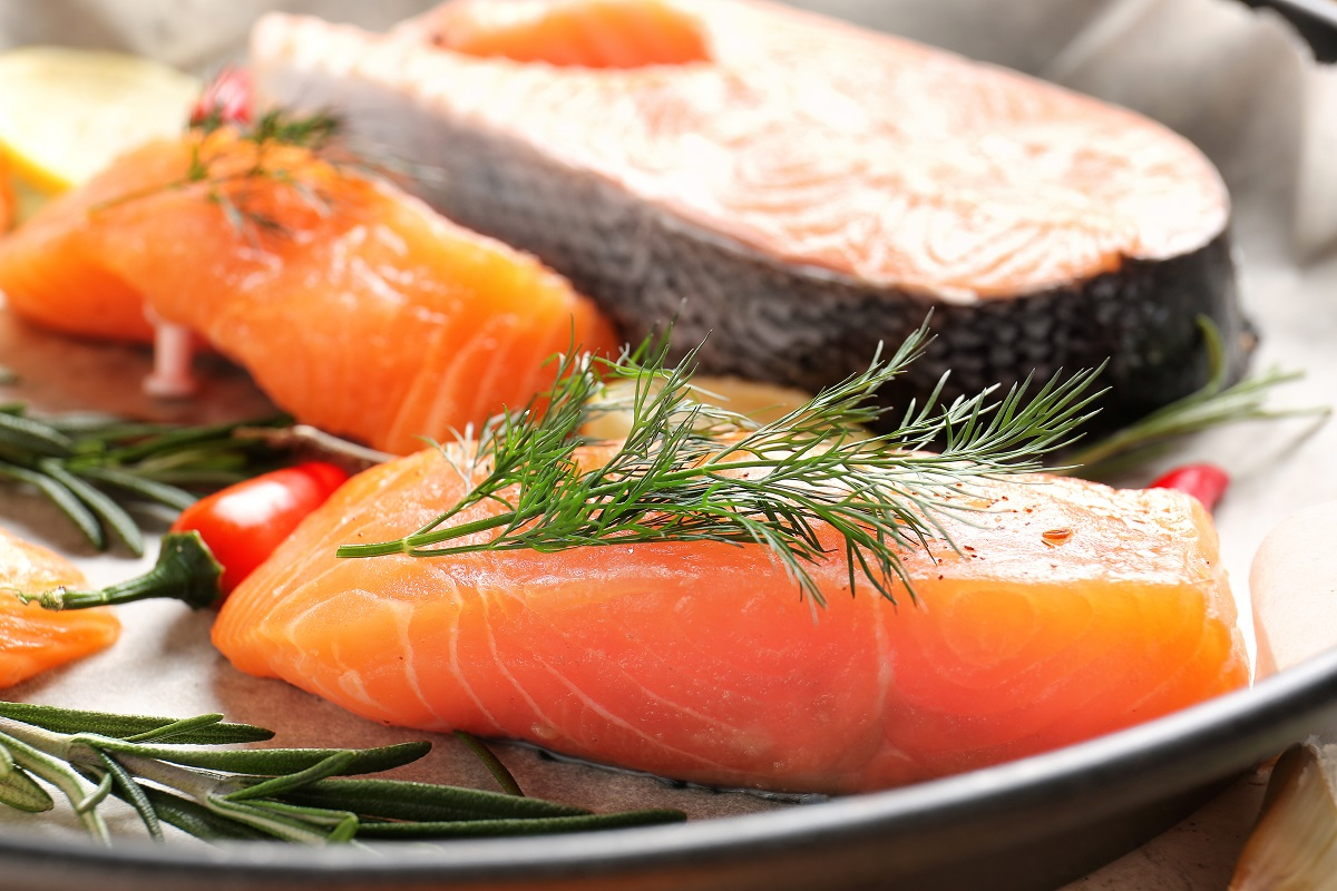 Come scegliere il salmone