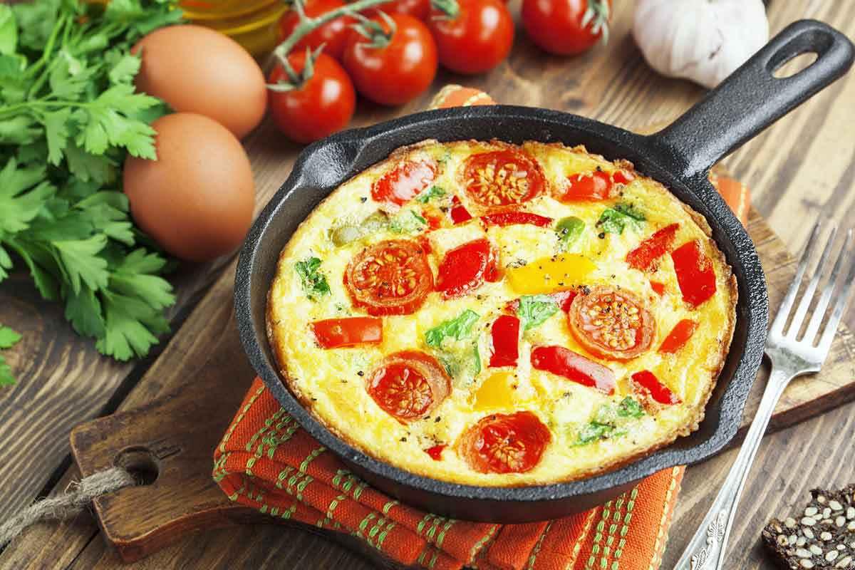 Frittate semplici e gustose: 25 ricette da fare in poco tempo