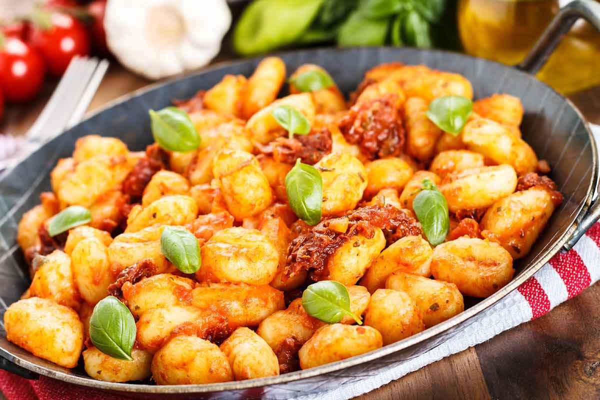 Gnocchi: ricette semplici per farli morbidissimi
