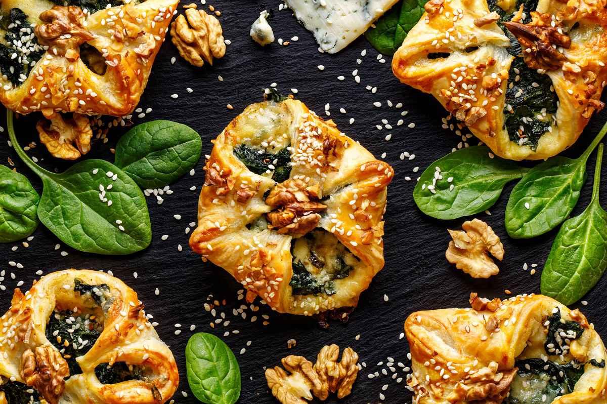 Rustici ripieni: 18 ricette sfiziose con la pasta sfoglia