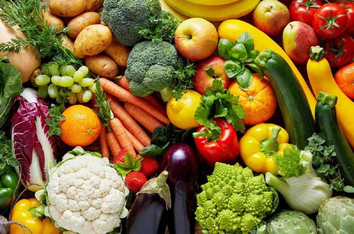 spesa di febbraio frutta e verdura di stagione