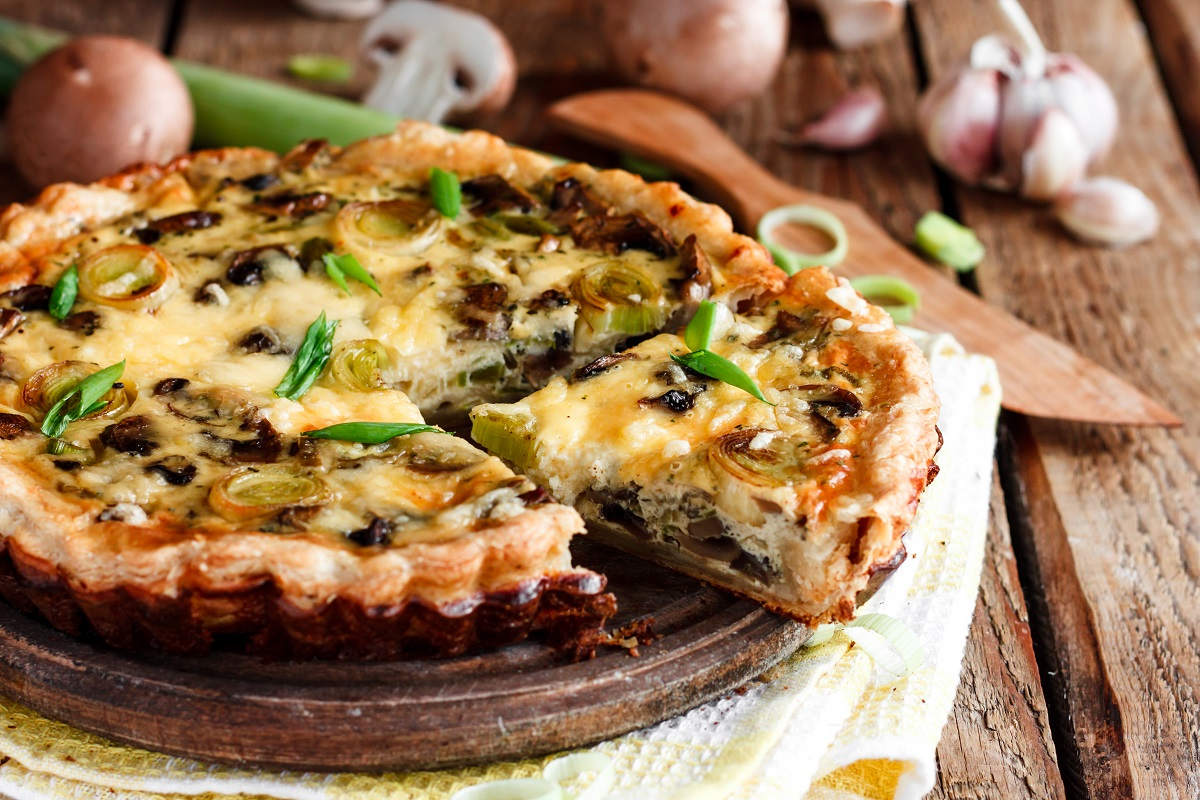 Torte salate invernali: 18 ricette con ortaggi e verdure di stagione
