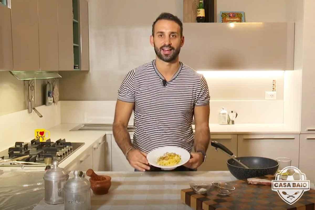 CasaBaio: la ricetta della pasta alla carbonara