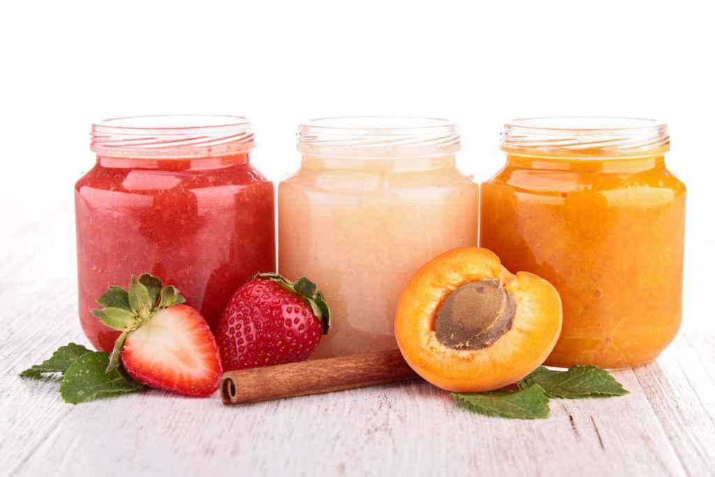 composta di frutta