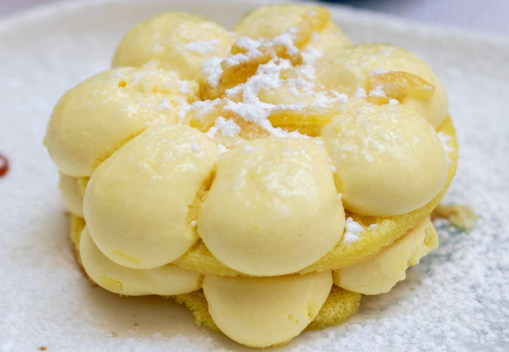 delizia al limone versione torta