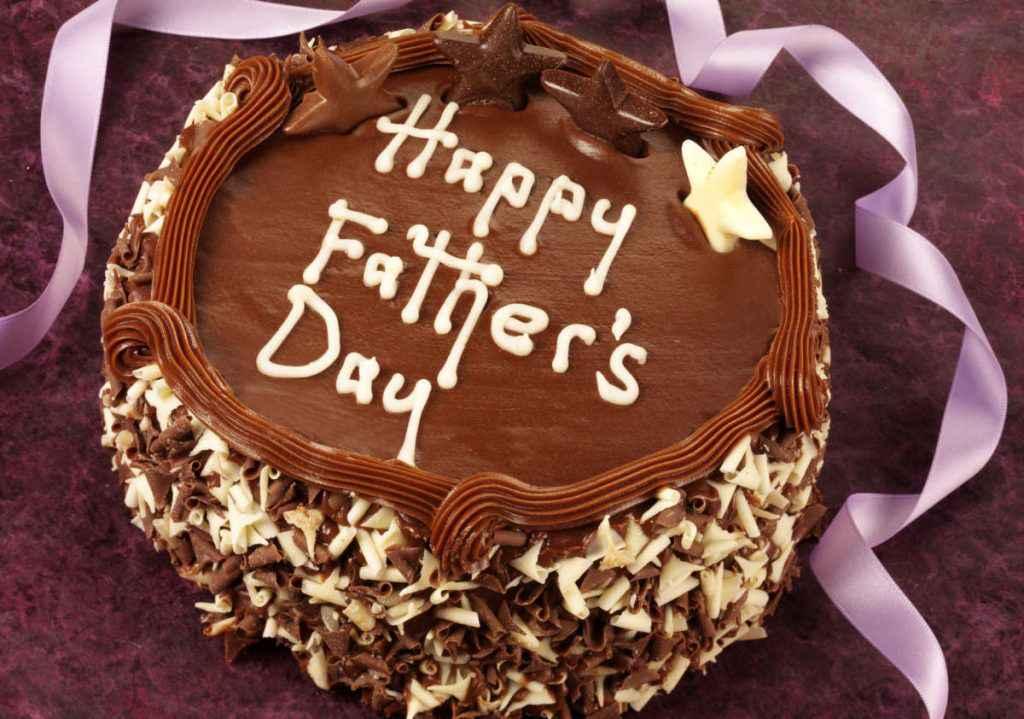 torta per la festa del papà