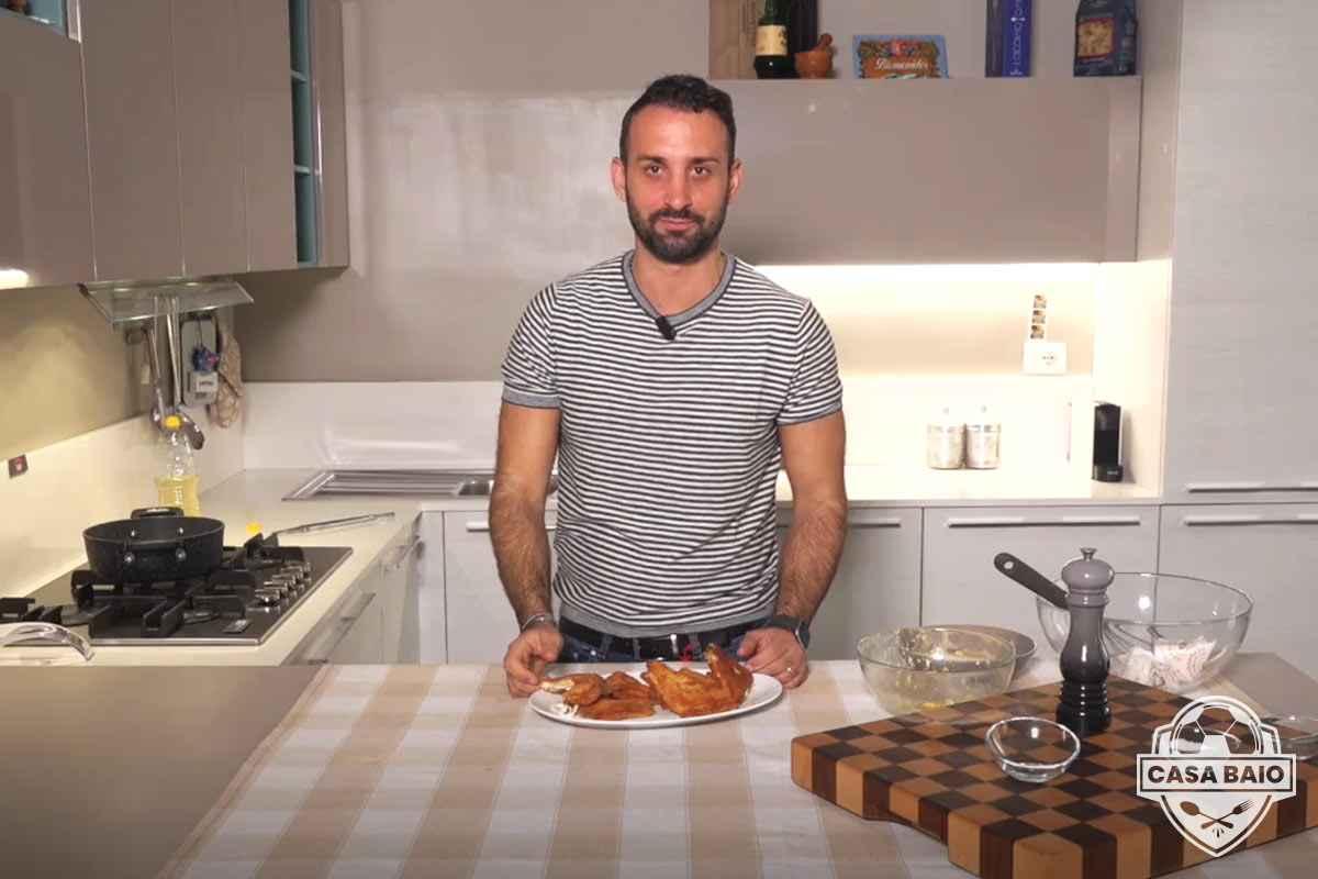 Mozzarella in carrozza: ricetta facile di CasaBaio