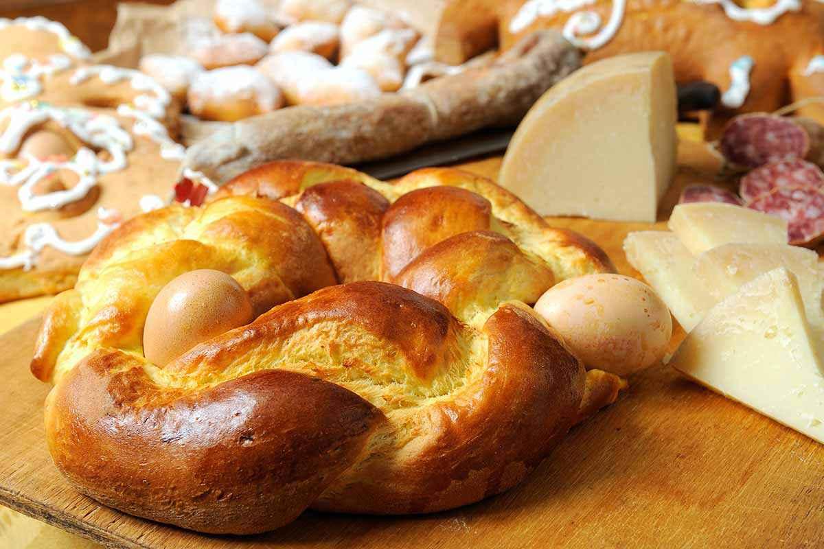 Piatti tradizionali di Pasqua