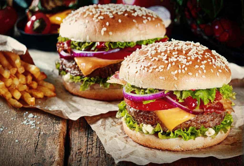 burger cheeseburger hamburger panini morbidi buns