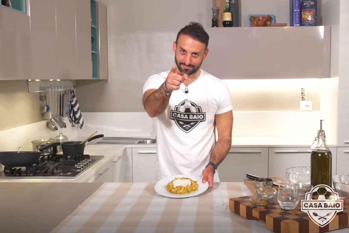 CasaBaio pollo al curry con riso basmati